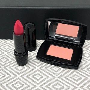 Lancome Color Design Lipstick and Blush Minis